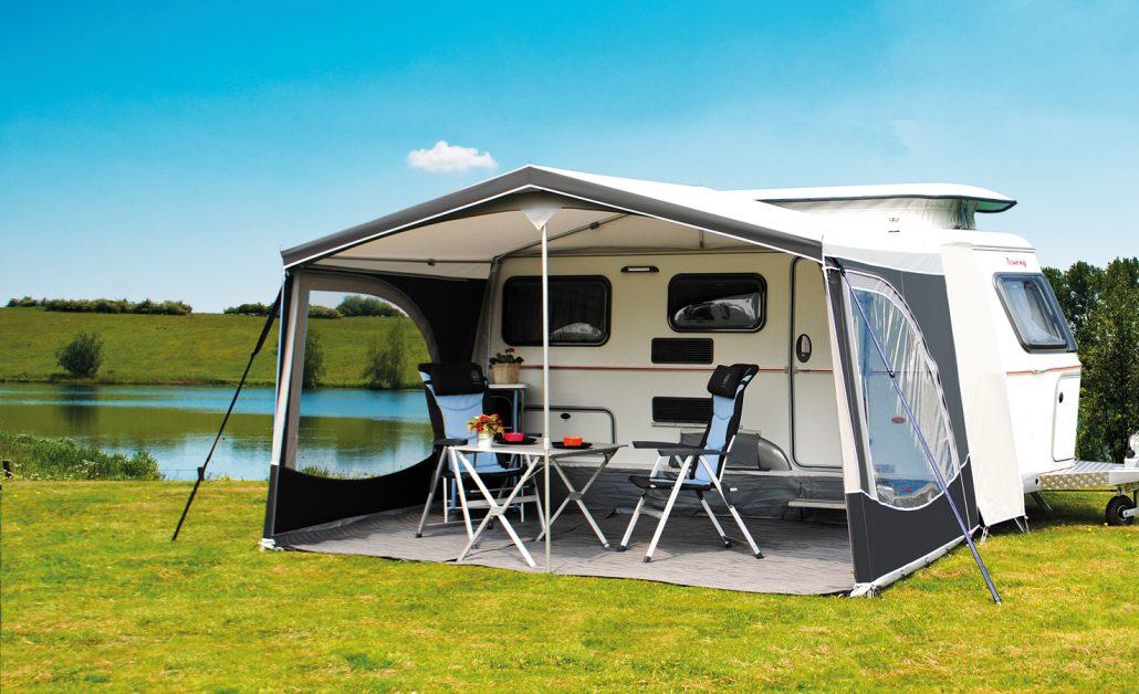 For Eriba Touring Caravans Walker Developed Special Awnings
