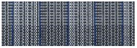 Walker Jolax awning carpet blue