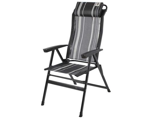 Walker Easy-Chair Kapas-Black